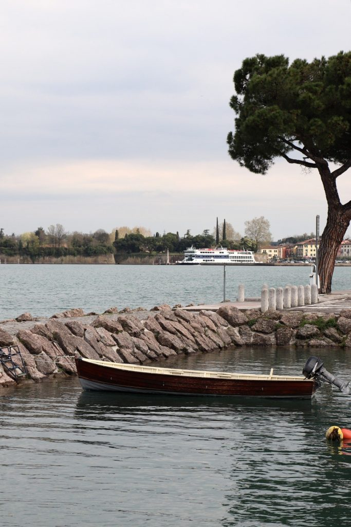 Gardasee Promenade Peschiera