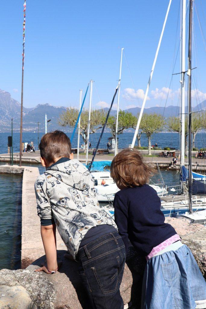 Gardasee mit Kindern Tipps