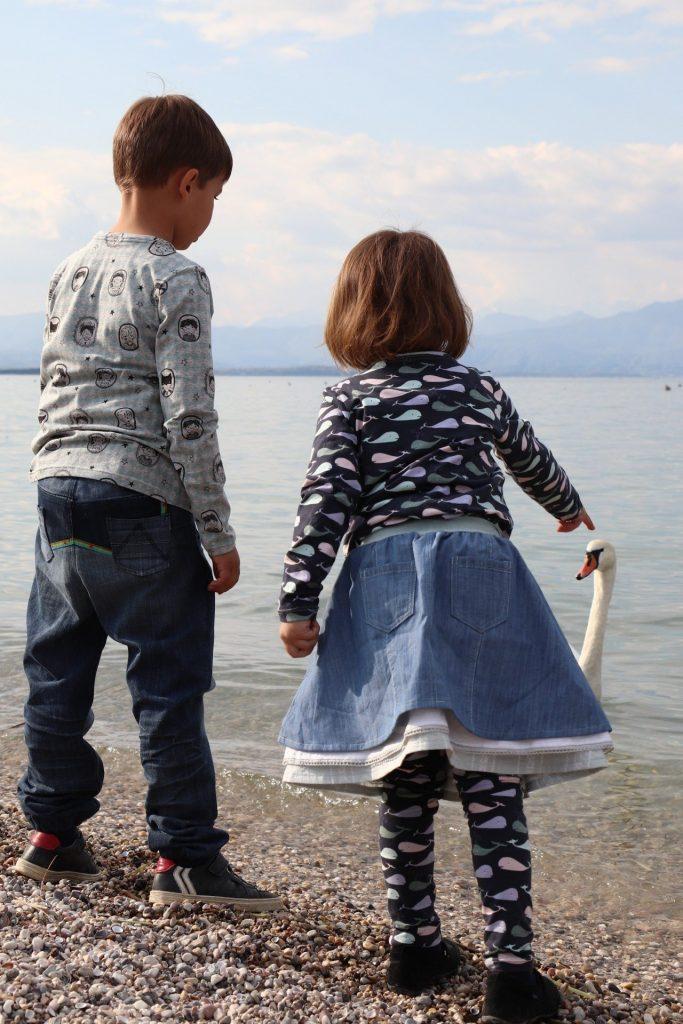 Kinderkleidung Upcycling