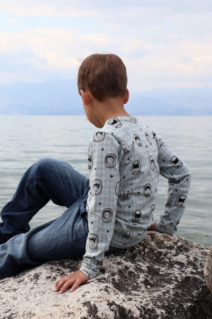 Kinderkleidung selber nähen