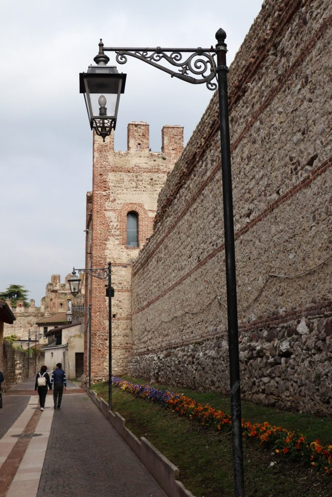 Lazise Stadtmauer