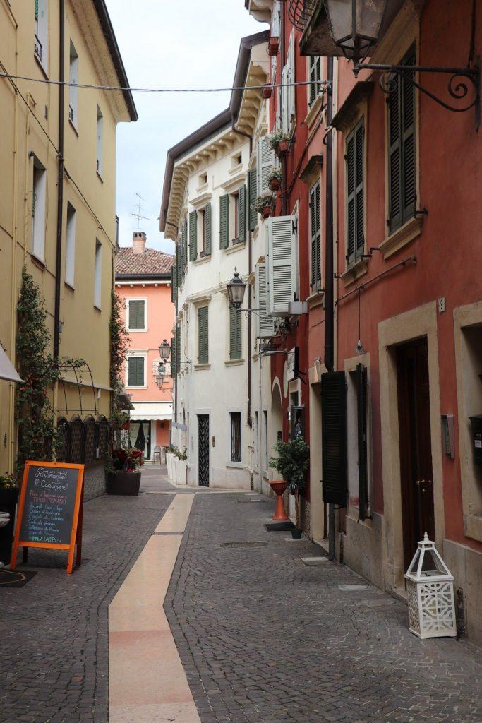 Peschiera del Garda Innenstadt