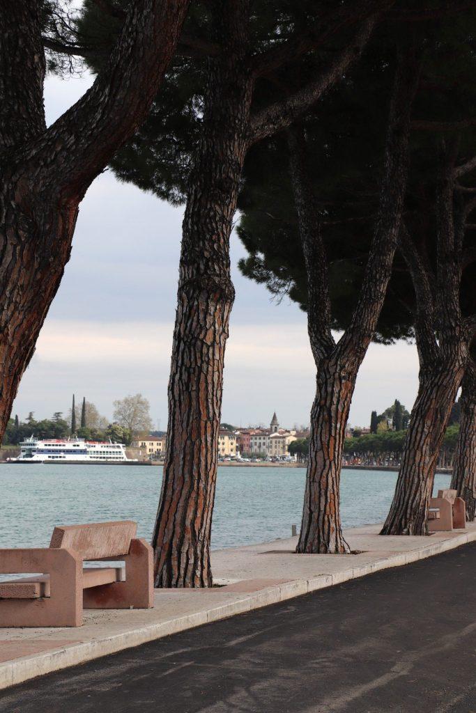 Promenade Peschiera del Garda