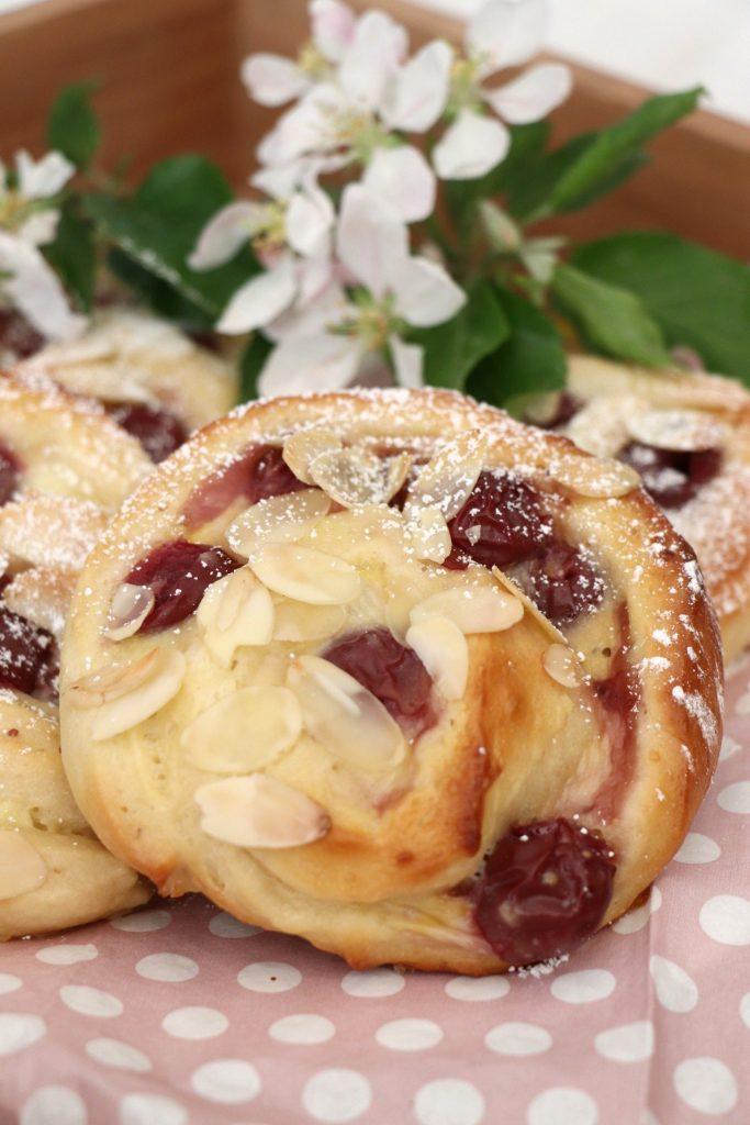 Puddingschnecken wie vom Bäcker Rezept