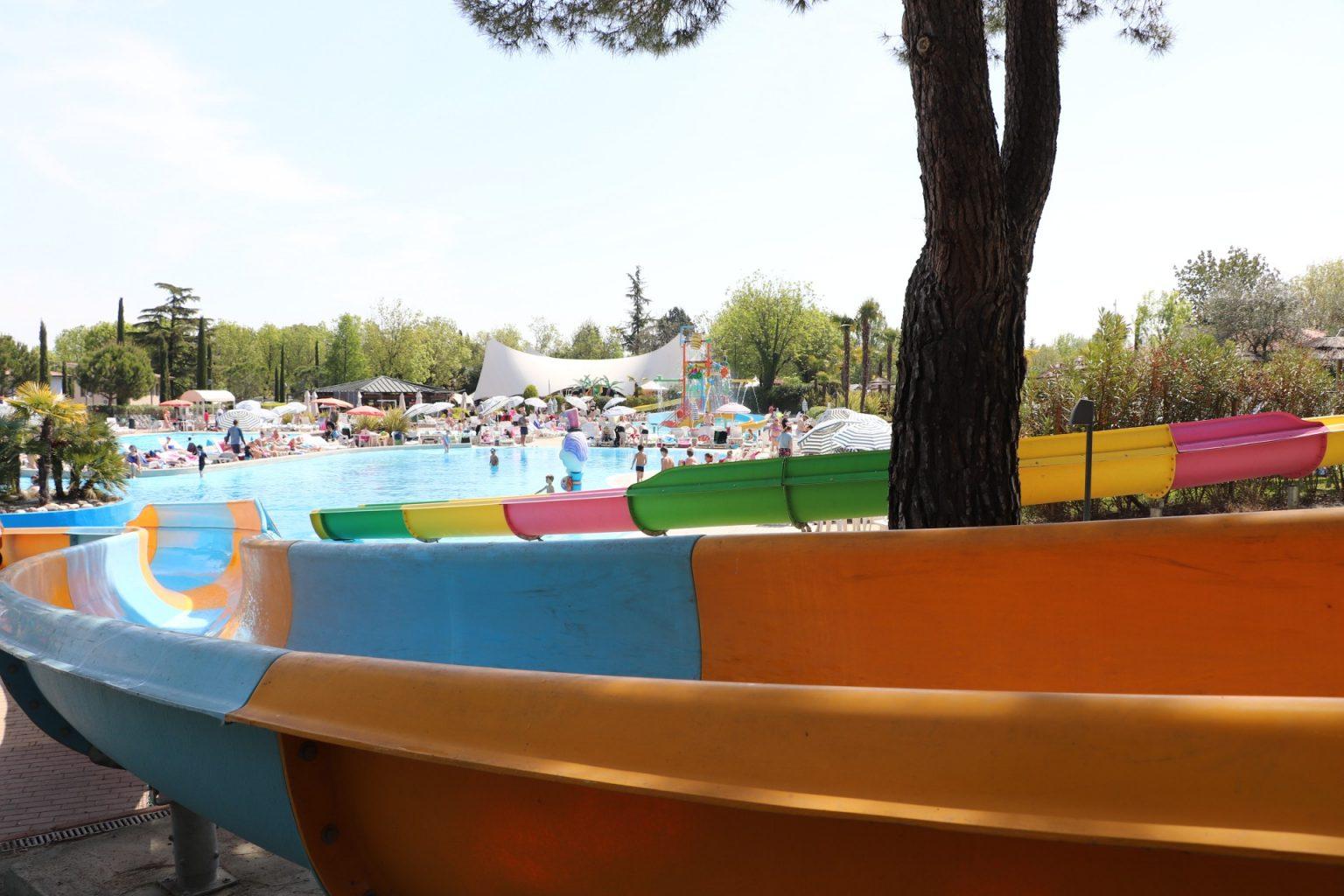 Schwimmbad Campingplatz Bella Italia