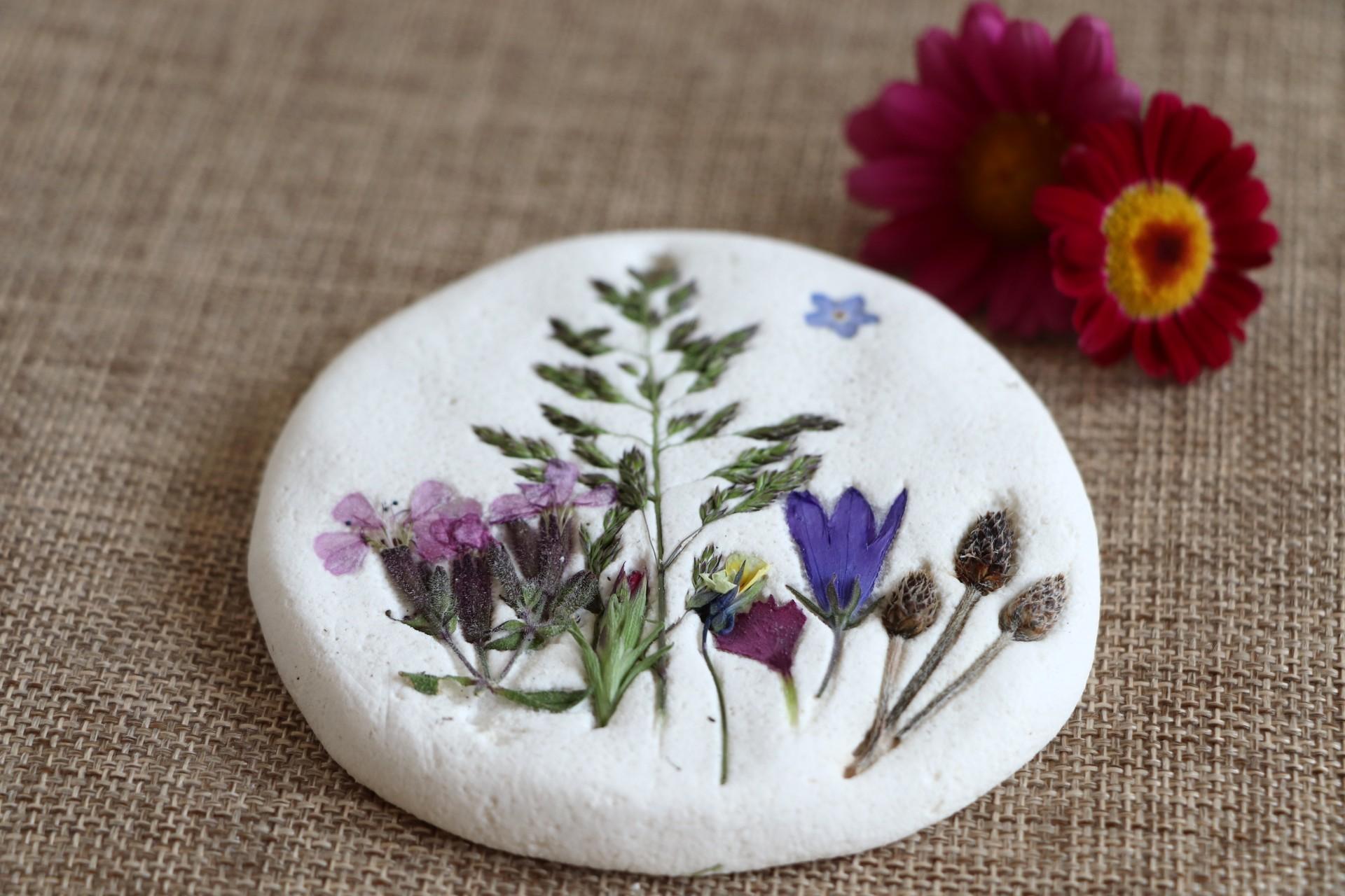 Basteln Mit Naturmaterialien Diy Lavendelblog