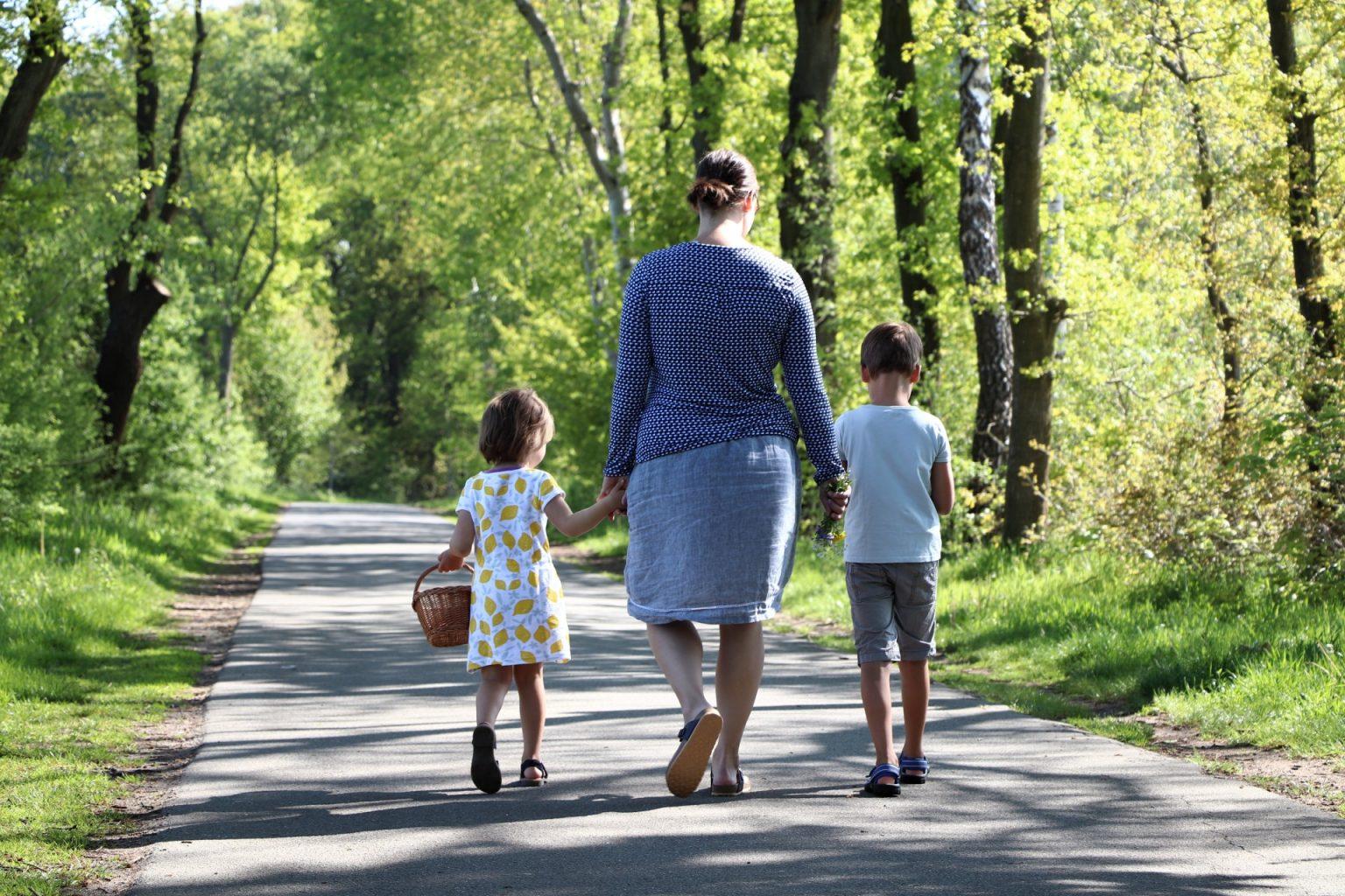 Familienzeit Natur