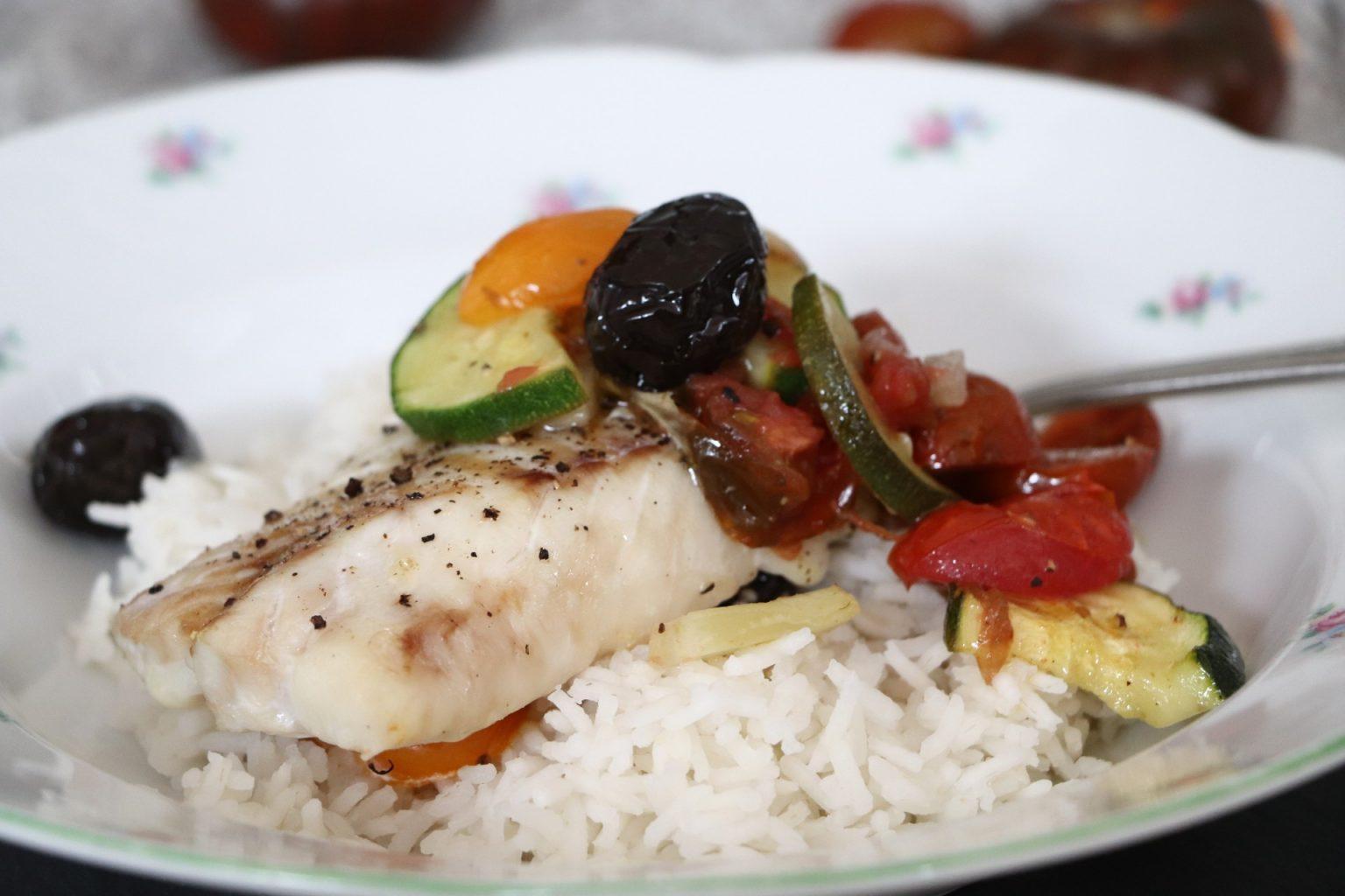 Fisch Rezept fettarm