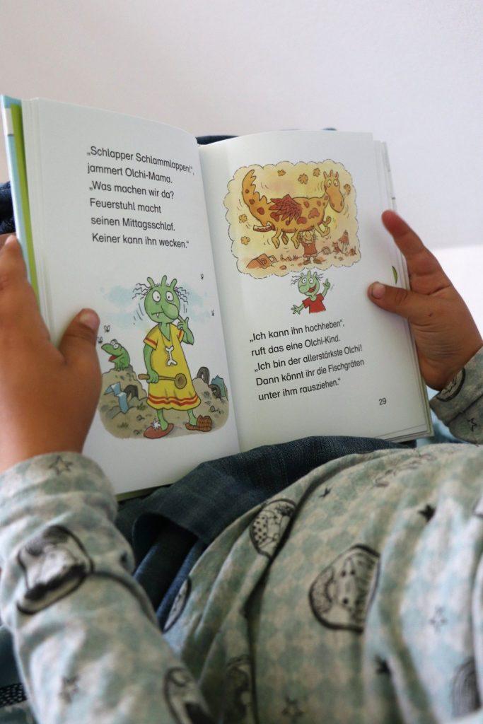 Lesen lernen Bücher