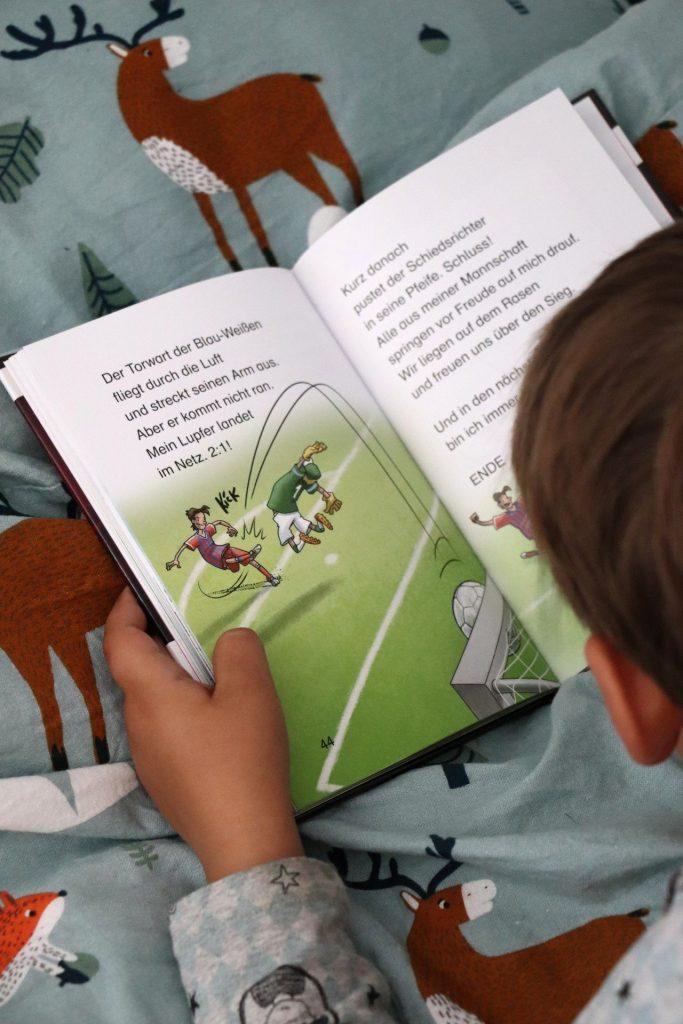 Lesen lernen Buch