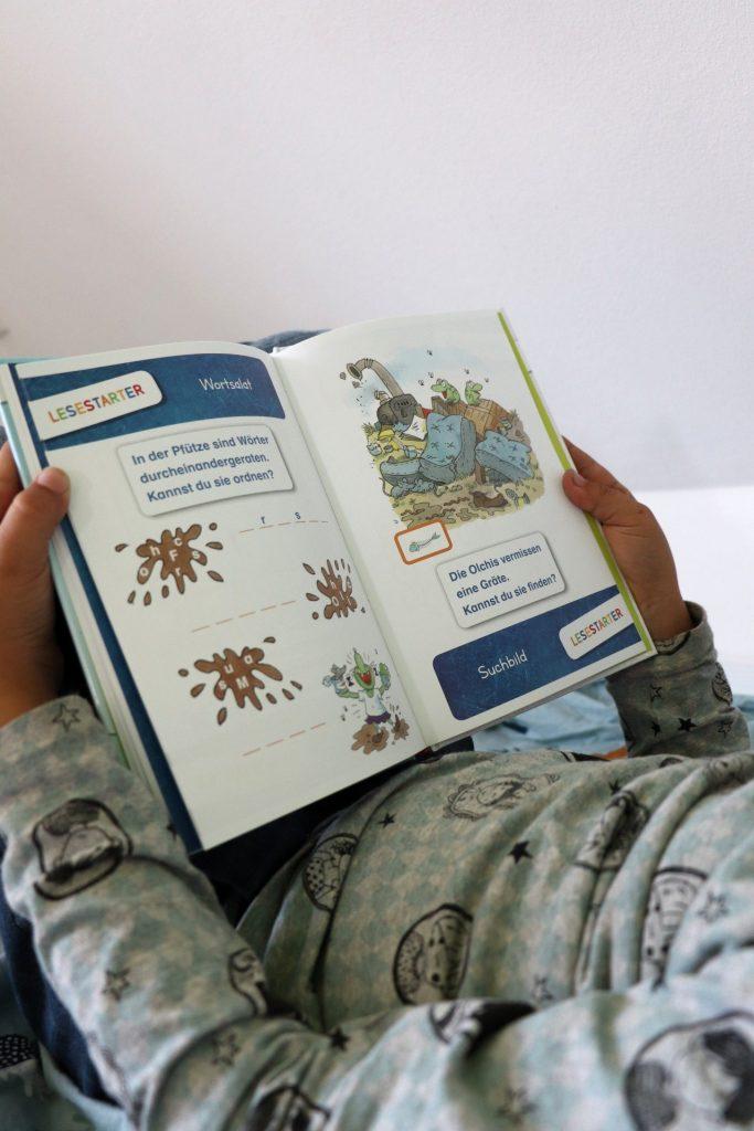 Oetinger Lesestarter Rätselwelt