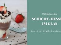 Leckeres Erdbeer-Dessert: Rezept für Hildesheimer Rose