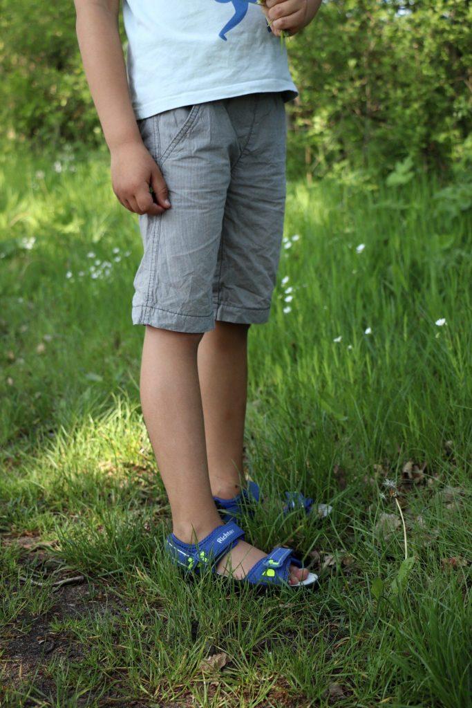 Richter Jungen-Sandalen