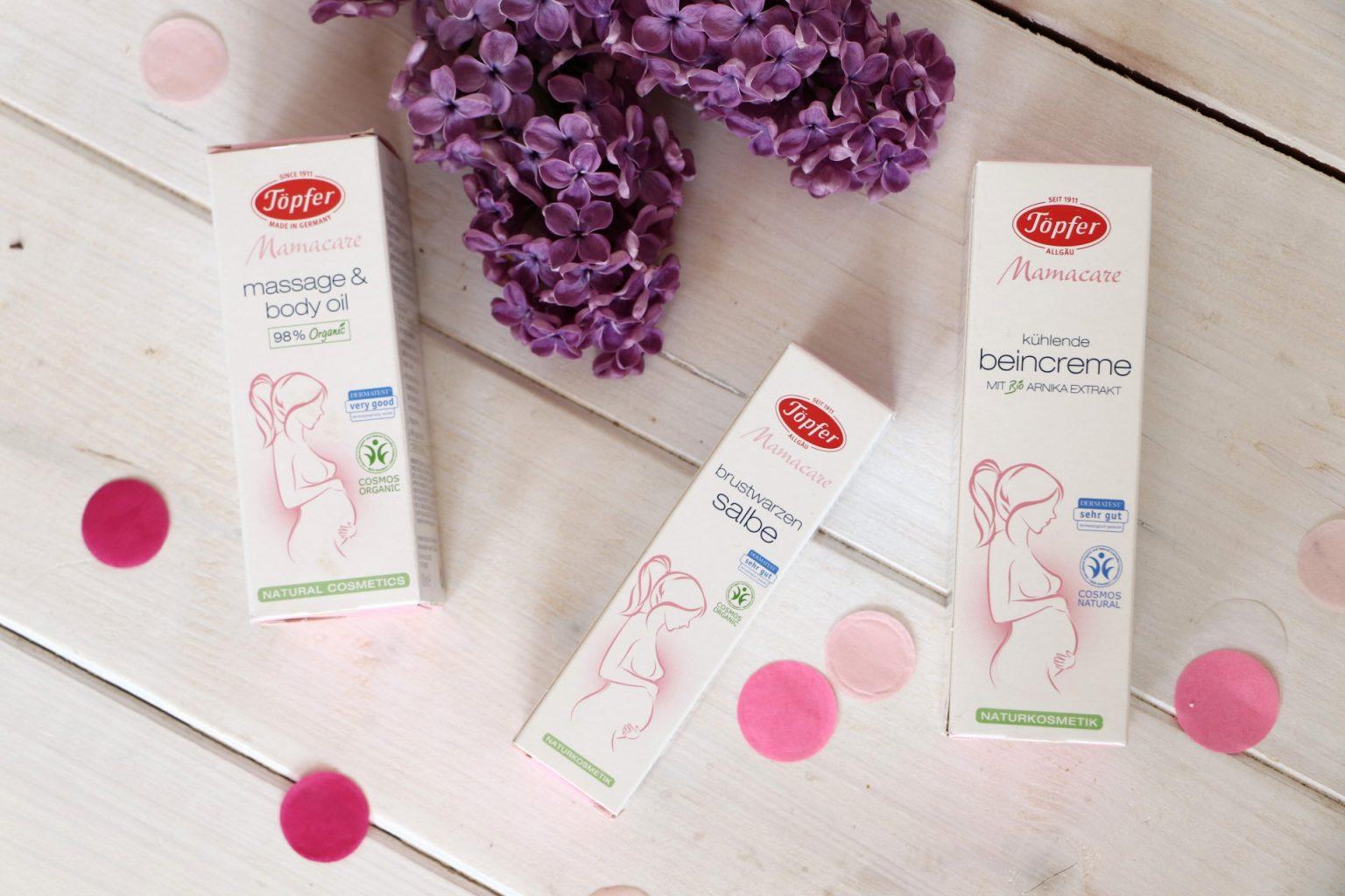 Töpfer Mamacare Produkte Erfahrungen