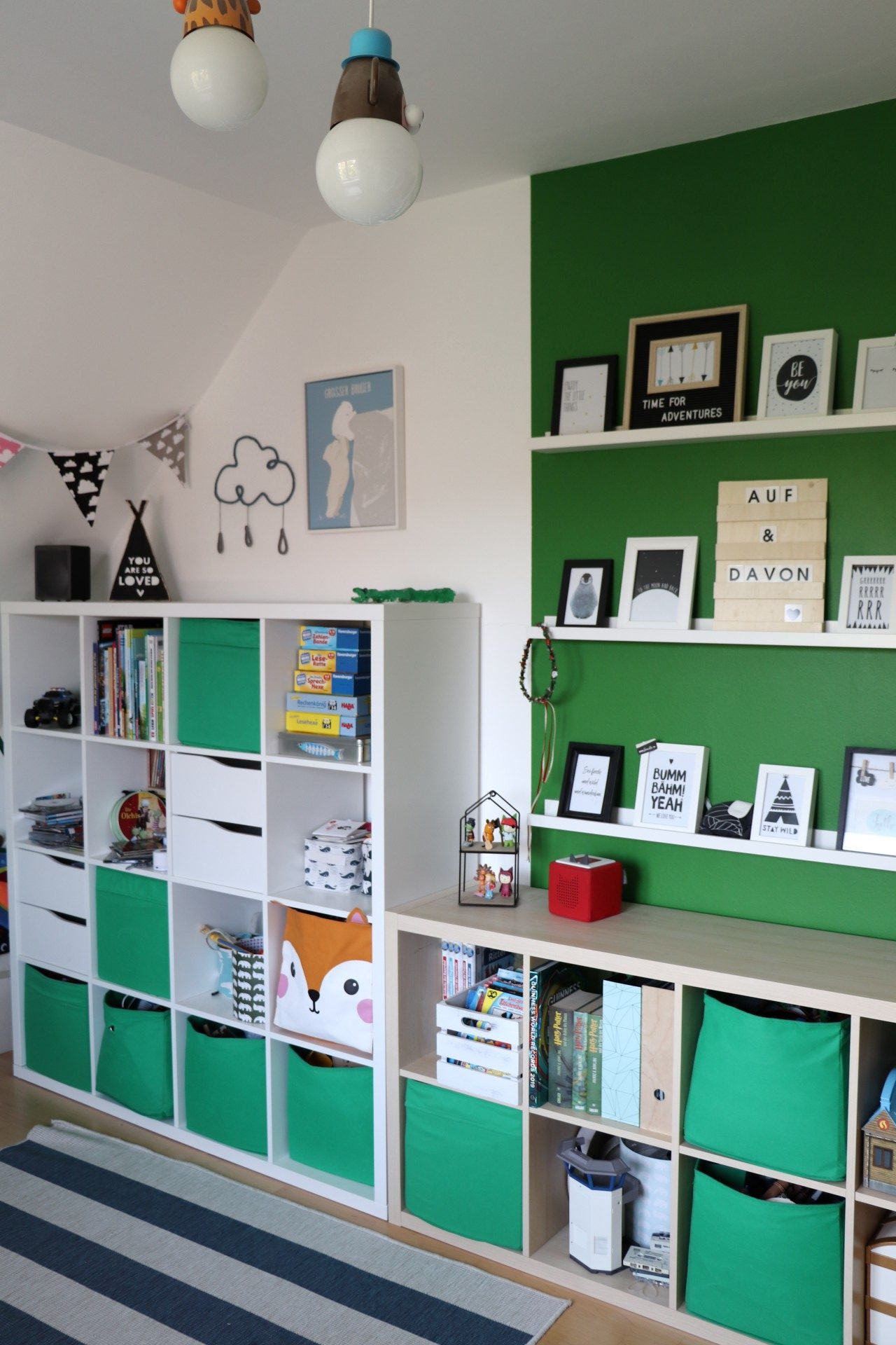 Kinderzimmer einrichten Jungen - Lavendelblog