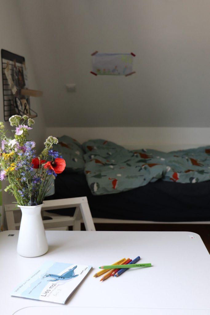 Kinderzimmer einrichten Schulkind