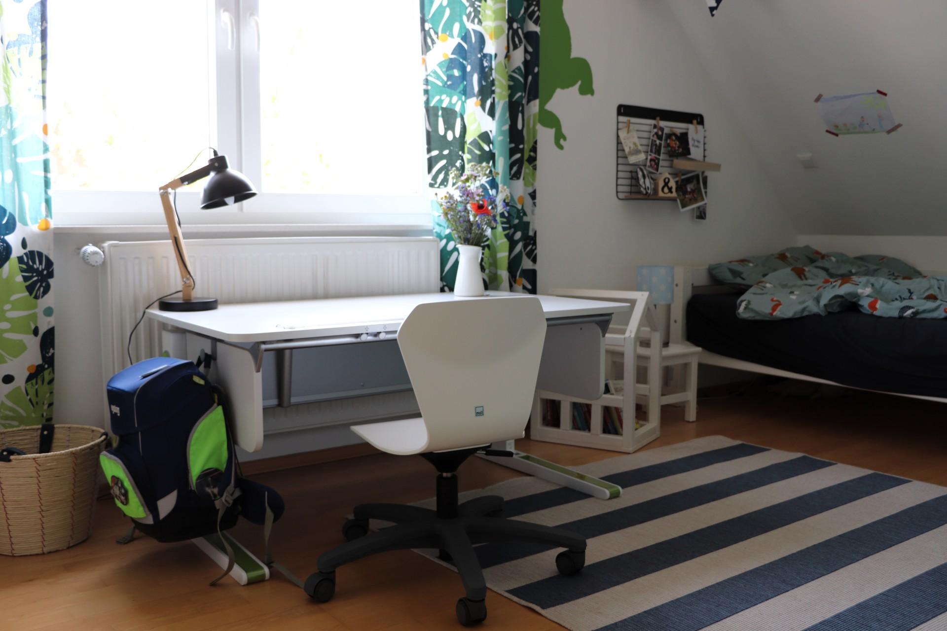 Schulkind Kinderzimmer einrichten - Lavendelblog