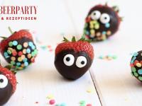 Erdbeerparty: Deko, Rezepte und mehr