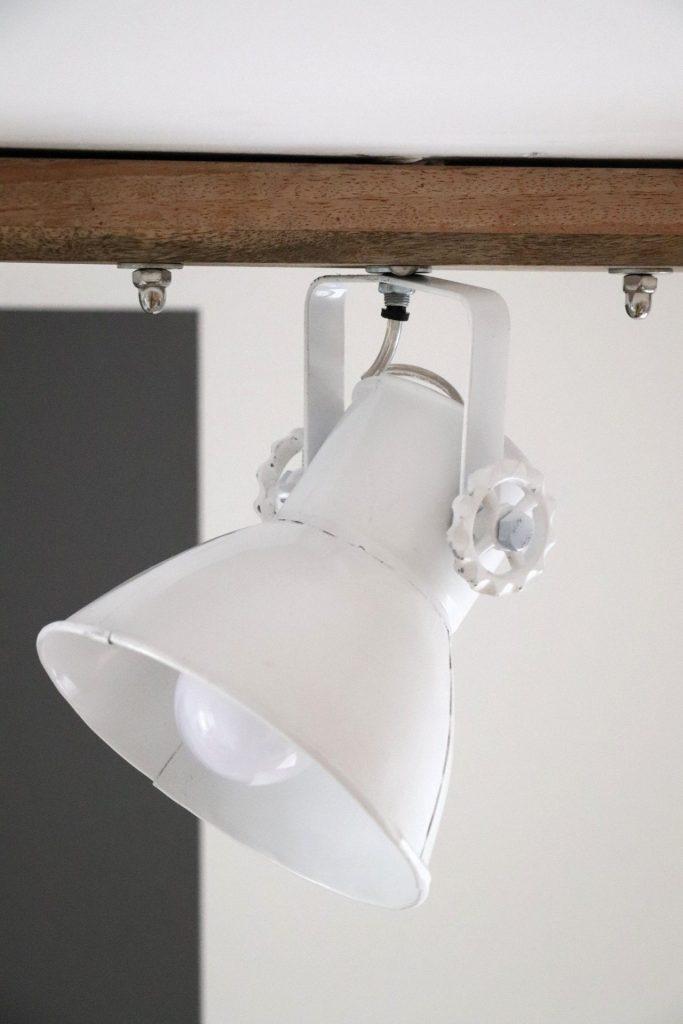 Industrial Lampe Flur