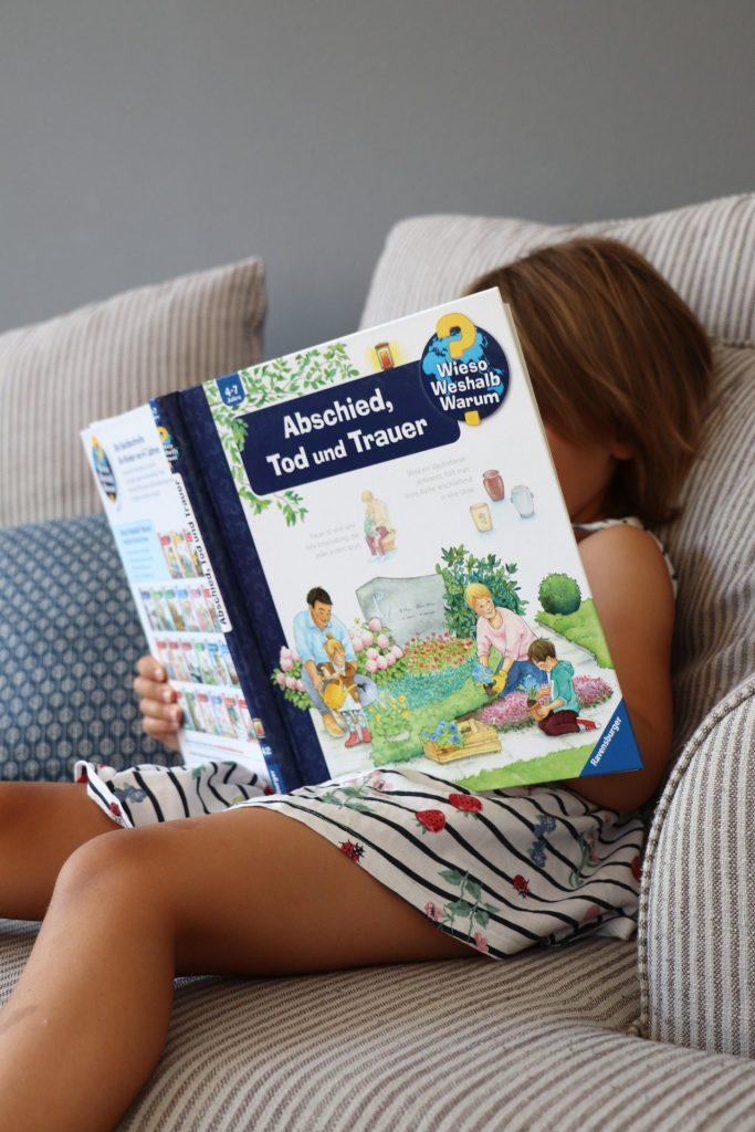 Kinderbuch Tod