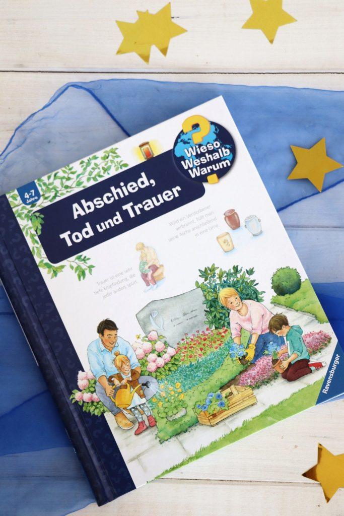 Kindern den Tod erklären Buch