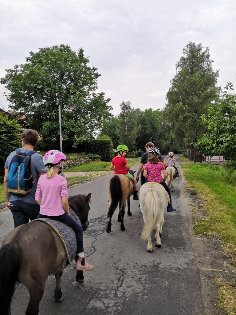 Pferdegeburtstag Spiele