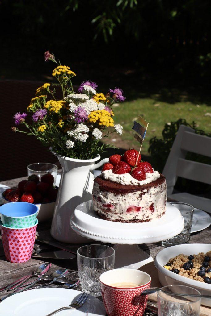 Schoko-Erdbeer-Torte Rezept