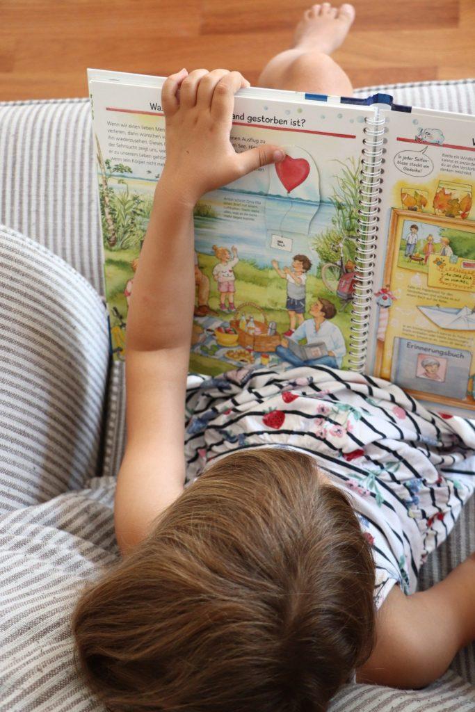 Tod Kinderbuch Empfehlung