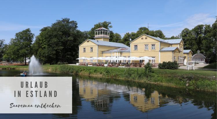 Estland Reiseziele Saaremaa
