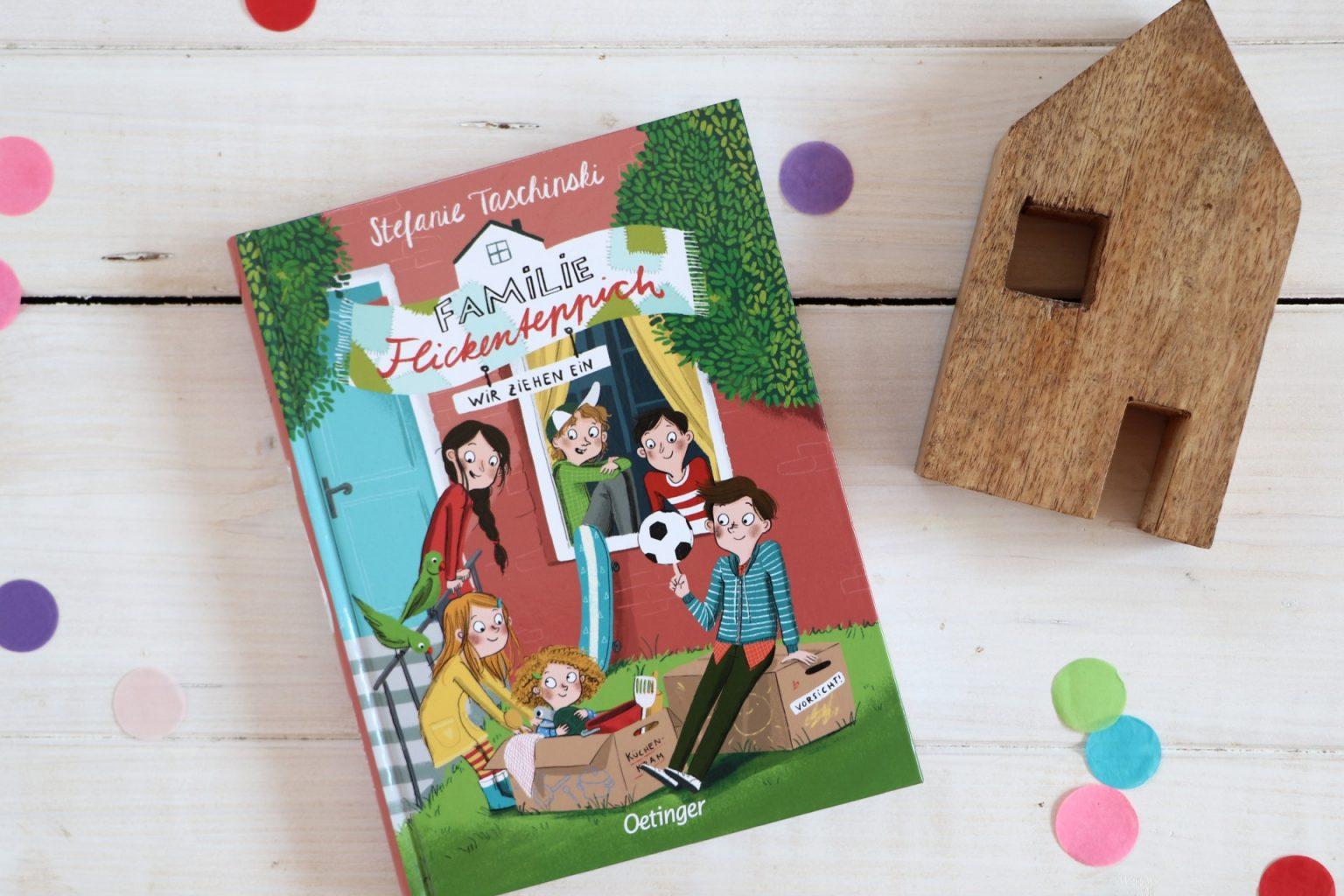 Familie Flickenteppich Kinderbuch