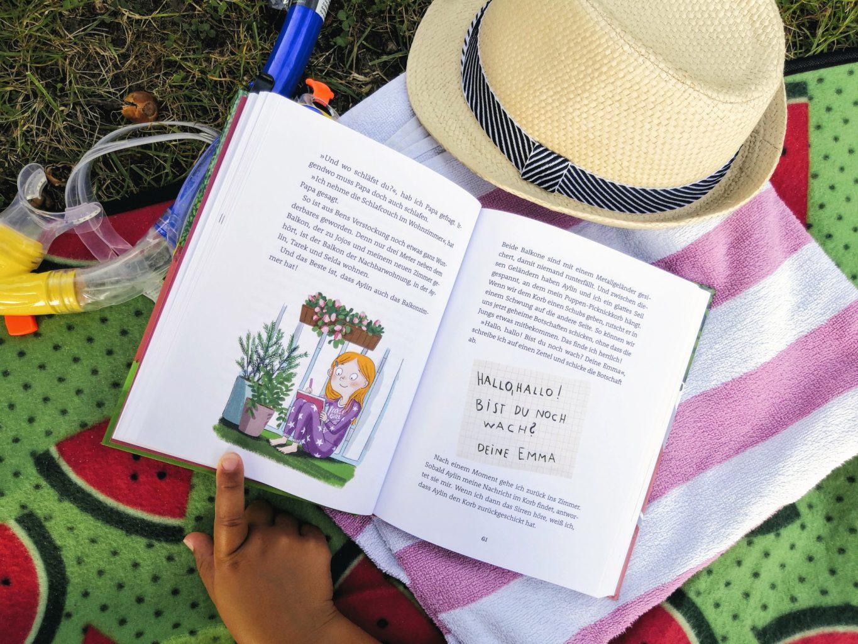 Familie Flickenteppich Kinderbuch Reihe