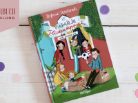 Kinderbuch-Tipp: Familie Flickenteppich - Wir ziehen ein.