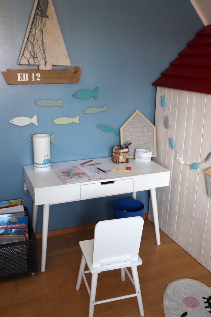 Kinderzimmer gemütlich einrichten