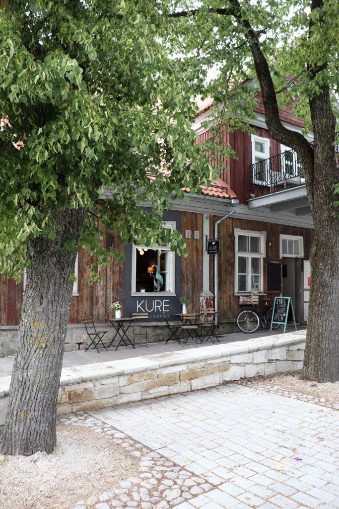 Kuressaare Cafes Empfehlung