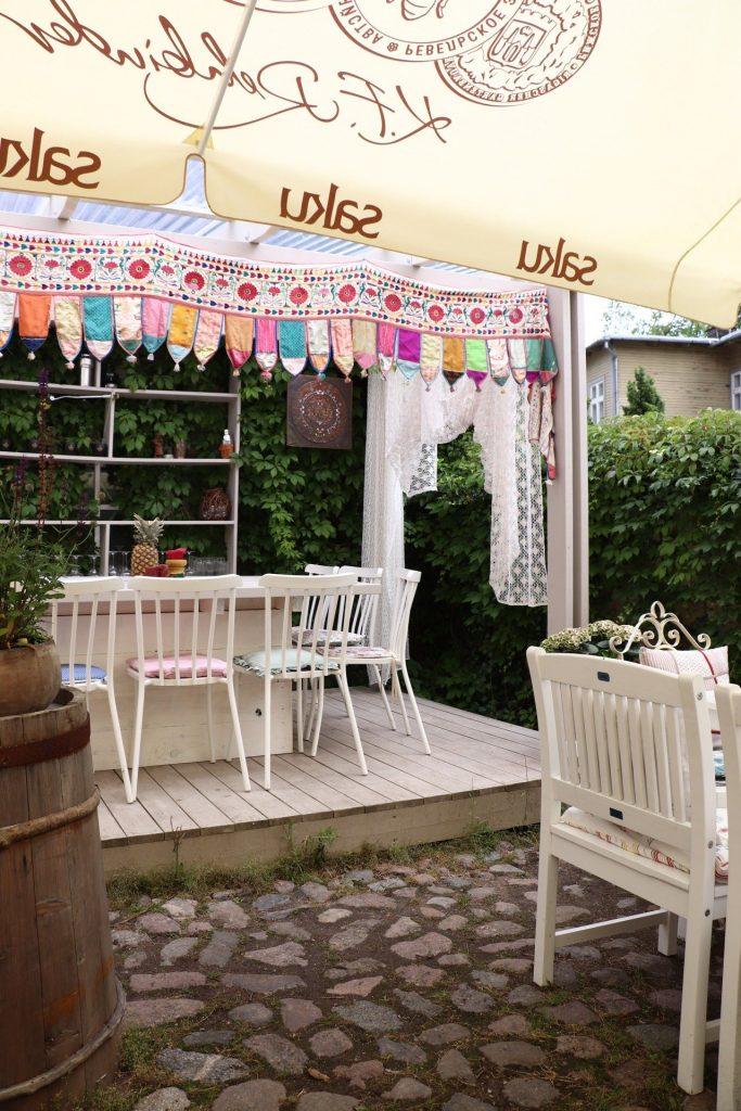 Kuressaare Cafes Tipp