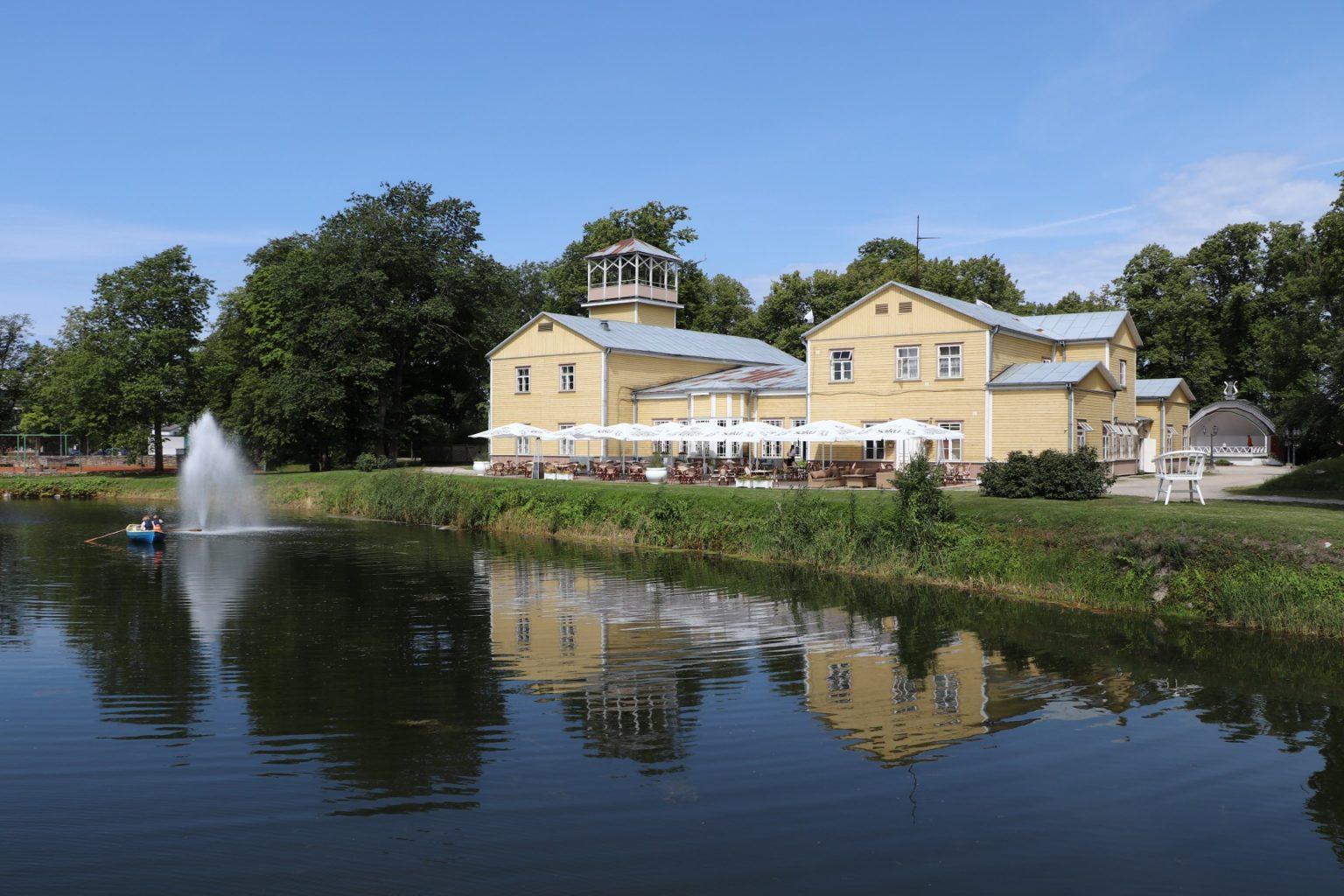 Kuressaare Kurhaus