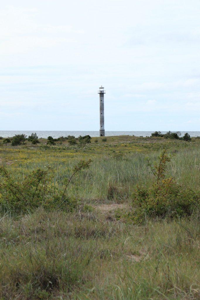 Leuchtturm Kiipsaare Saaremaa