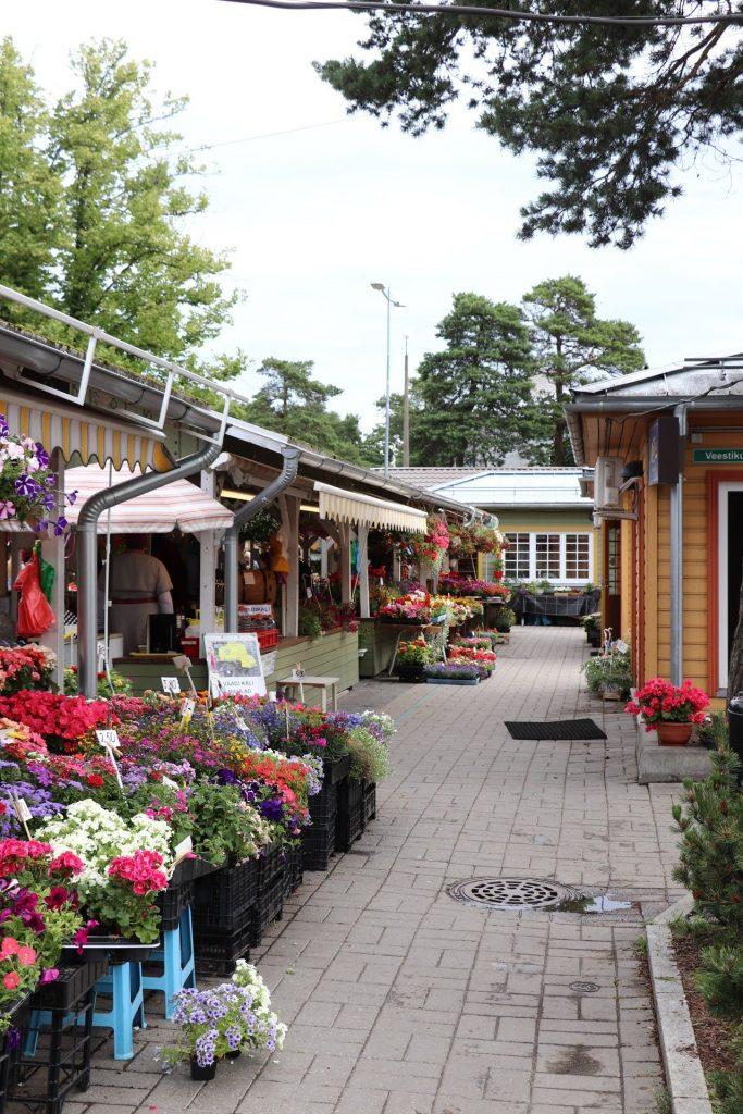 Nõmme Market Tallin