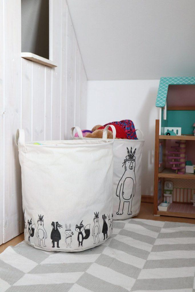 Ordnung im Kinderzimmer Ideen