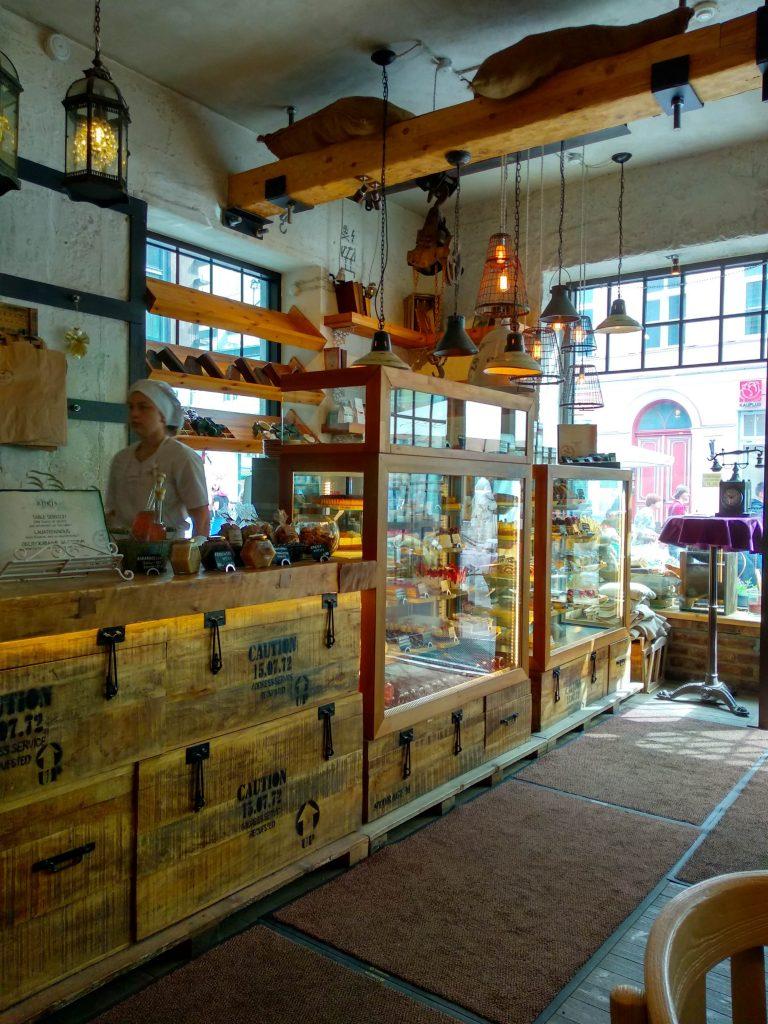 Rukis Cafe Tallinn