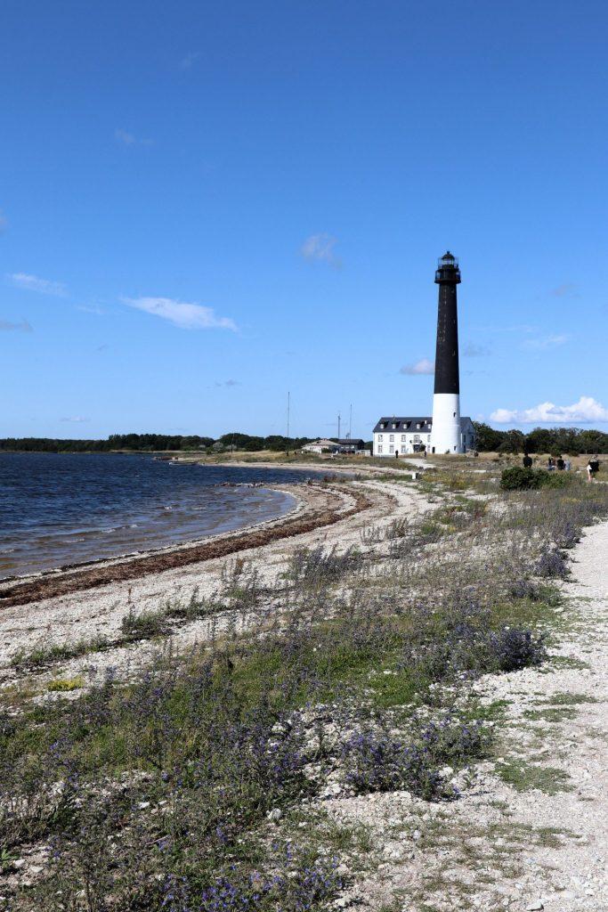 Sõrve Leuchtturm Saaremaa