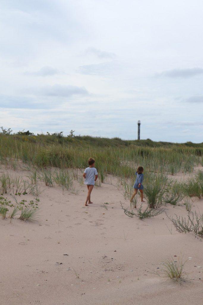 Saaremaa Sandstrand Norden