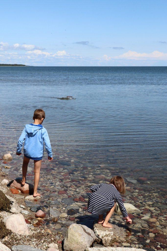 Saaremaa Urlaub mit Kindern