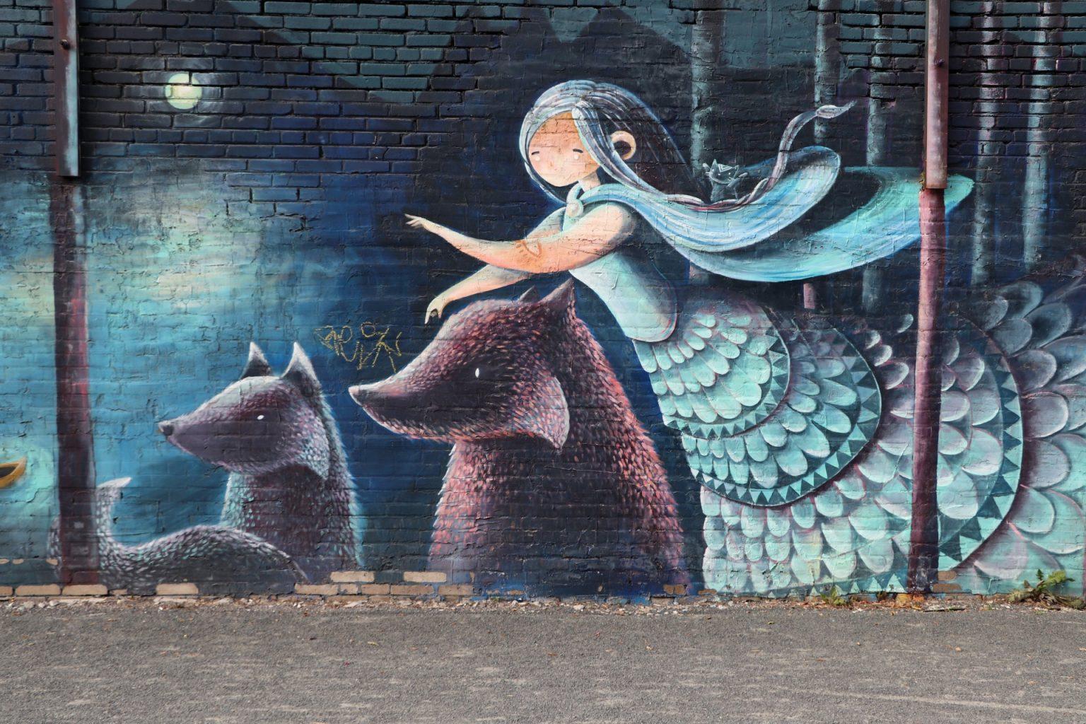 Streetart Tallinn