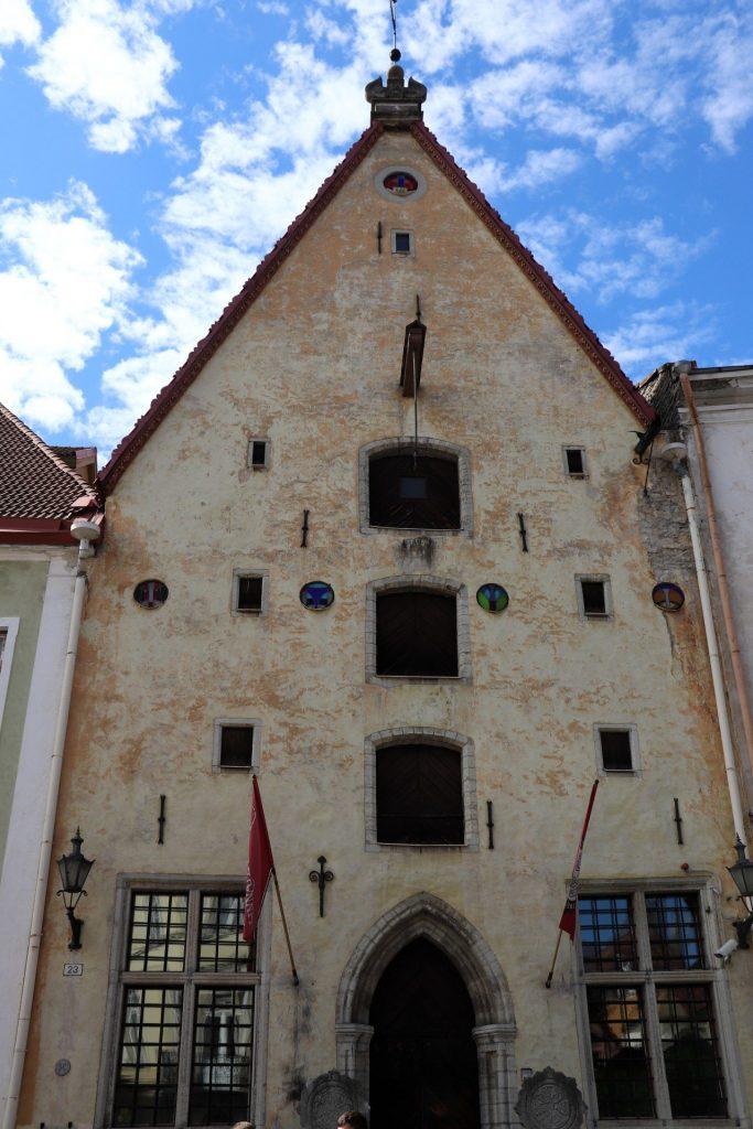 Tallinn Altstadt Sehenswürdigkeiten
