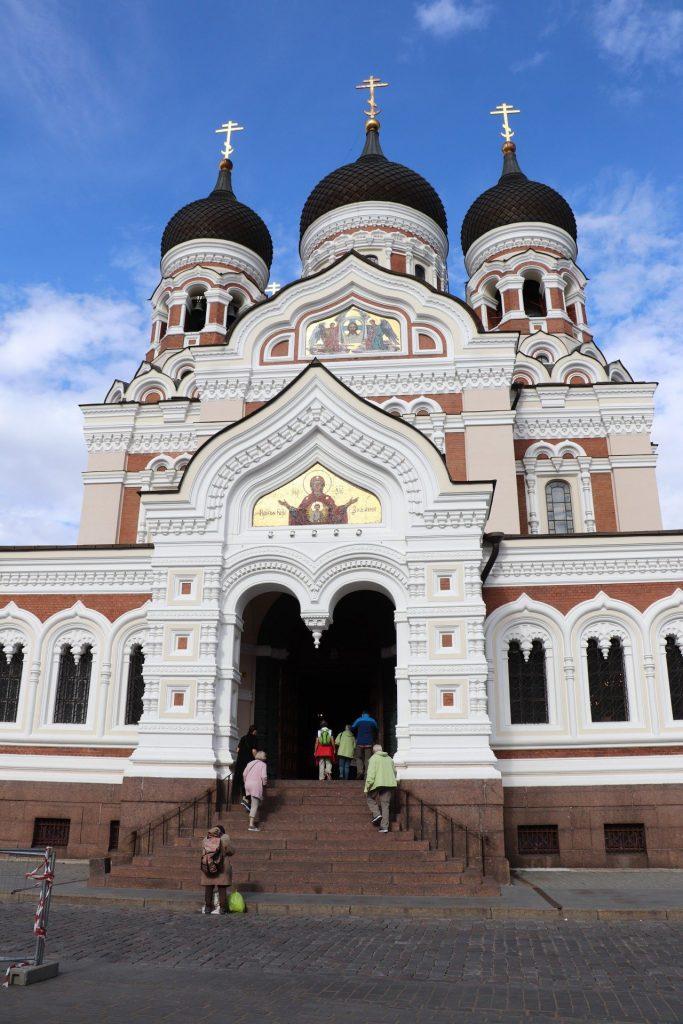 Tallinn Gegensätze