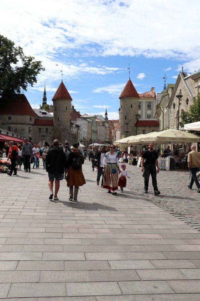 Tallinn Sehenswürdigkeiten