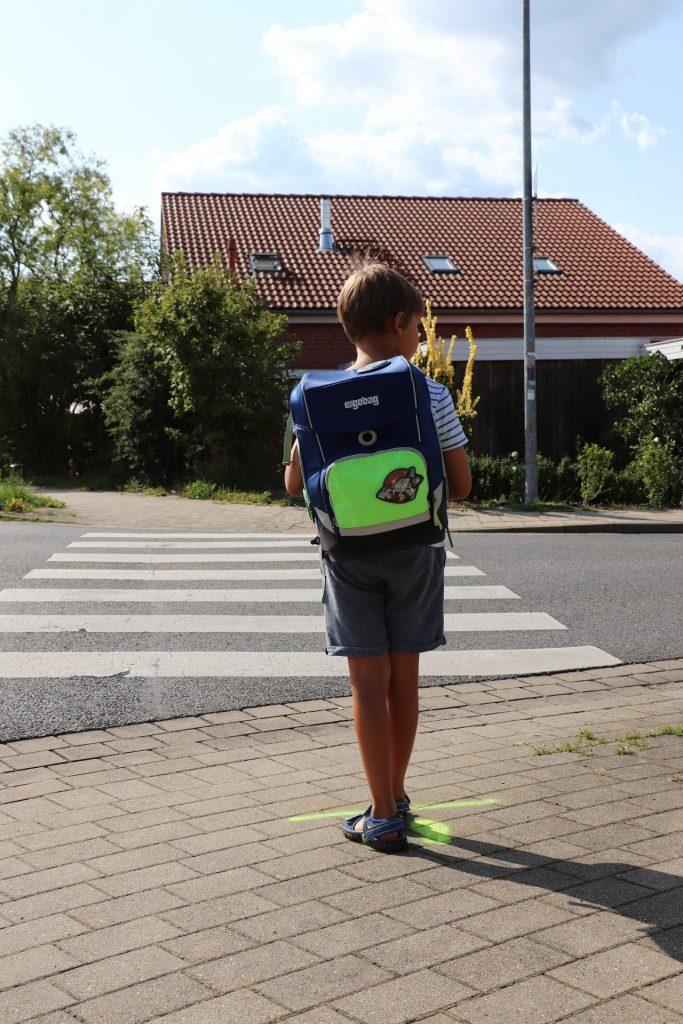 Verkehrsregeln lernen Kinder