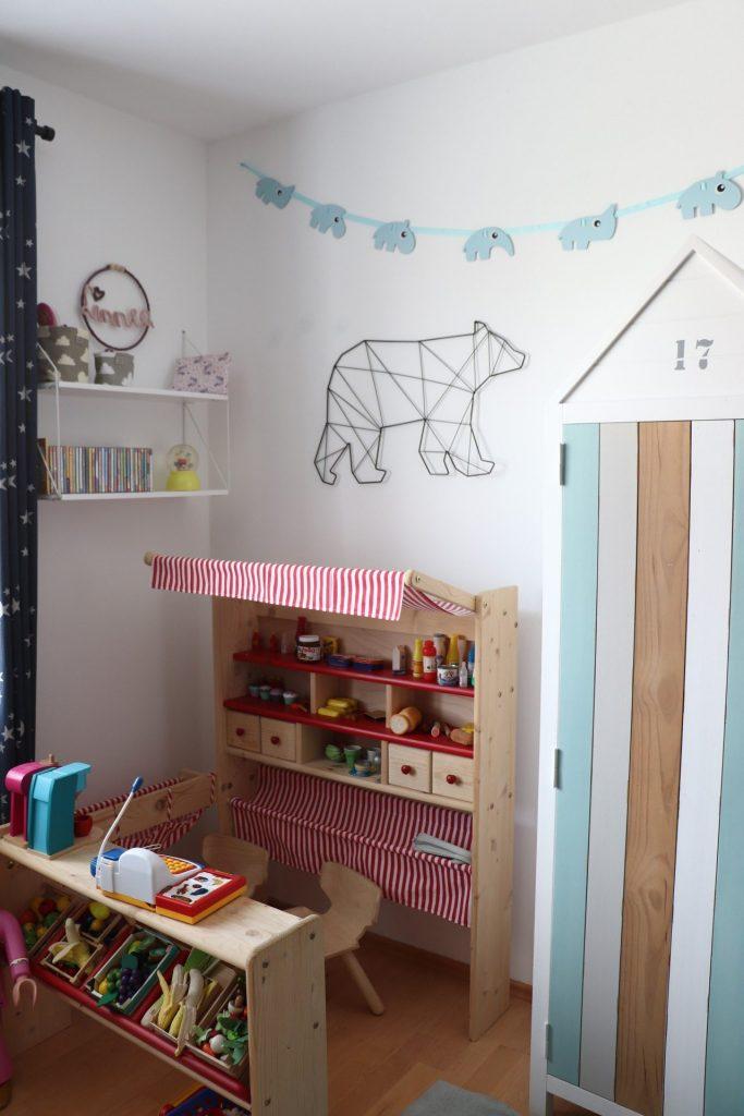 Wanddeko Kinderzimmer Ideen
