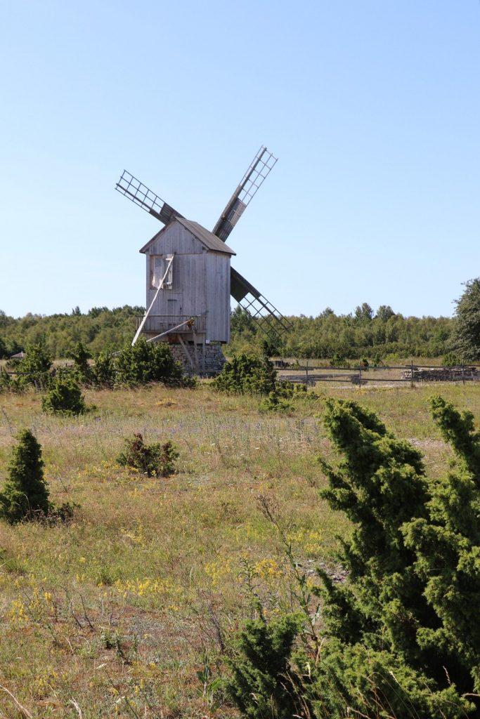 Windmühlen Saaremaa